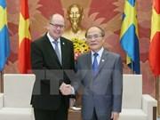 Création du groupe de députés d'amitié Vietnam-Suède