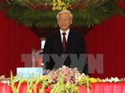 Le leader du PCV attendu en Chine