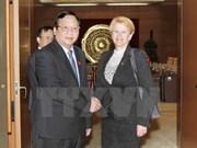 Vietnam et Slovaquie échangent des expériences en matière législative
