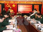 Le Vietnam participe au maintien de la paix mondiale