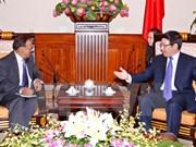Le Vietnam veut approfondir ses relations avec l'Inde