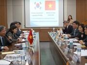 Le ministre de la Justice termine sa visite en R. de Corée