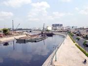Rénovation du canal de Tan Hoa-Lo Gom à HCM-Ville