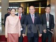 La présidente de l'AN laotienne achève sa visite au Vietnam