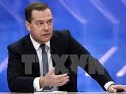 Le PM russe effectue une visite officielle au Vietnam
