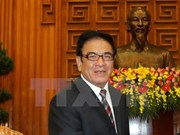 Renforcement des relations Vietnam-Chine
