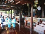 Les deux pavillons de loisirs du roi Tu Duc ouverts au public