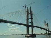 Le Cambodge inaugure le pont Tsubasa