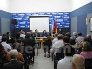 Colloque sur l'intégration économique du Vietnam en Argentine