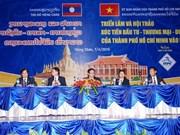 Ho Chi Minh-Ville : promotion de l'investissement au Laos