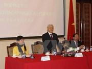 Le leader du PCV rencontre les représentants de l'APCAE