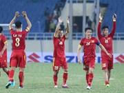 Football : le Vietnam revient à la première place en Asie du Sud-Est