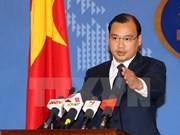 Point presse du ministère des AE : les 19 Vietnamiens sains et saufs à Oman