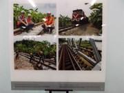 L'Agence française de Développement inaugure une expo à Vinh Phuc