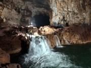 Reportage sur la caverne de Son Doong à la télévision américaine
