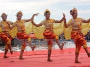 Les Journées culturelles, sportives et touristiques des Khmers à An Giang