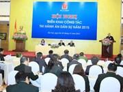 Vietnam-Allemagne : coopération entre les ministères de la Justice