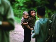 Vietnam: horreurs de la guerre, négociations de paix sur Arte
