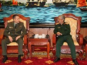 Vietnam-Russie: promotion de la coopération de défense