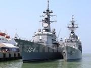 Coopération intensifiée entre les Marines vietnamienne et japonaise