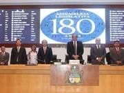 Célébration du 40e anniversaire de la Réunification nationale du Vietnam au Brésil