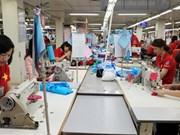 Les exportations de textile ont le vent en poupe