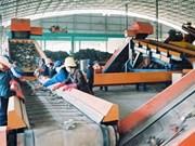 Hanoi construira une nouvelle usine de traitement des déchets