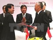 Vietnam et Singapour réunis sur la connectivité économique