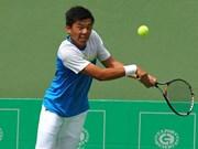 Tennis : Ly Hoang Nam fait coup double en Inde