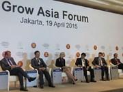 """Le Vietnam au forum """"Croissance de l'Asie"""" en Indonésie"""