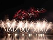 Cinq équipes au concours international de feux d'artifice de Dà Nang 2015