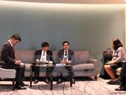 Vietnam, Indonésie et Philippines coopèrent dans l'agriculture