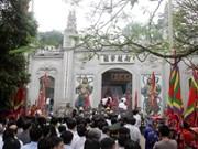 Bientôt une collection de timbres sur le culte des rois Hùng