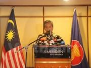 La Malaisie propose de discuter sur un horaire commun à l'ASEAN