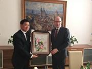 La R. tchèque apprécie ses relations de coopération et d'amitié avec le Vietnam