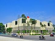 Architecture : le bâtiment de l'AN obtient le «Grand prix»