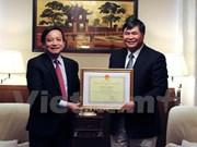 Vietnam-Japon: resserrement de la coopération décentralisée