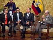 Vietnam-Equateur : renforcer davantage les relations bilatérales