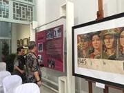 """Nouvelle exposition """"Peintre Lê Lam - un cœur pour le Sud"""""""