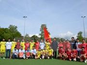 Fondation de l'Association des jeunes vietnamiens en Suisse