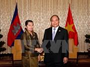 Vietnam-Cambodge : rencontre entre vice-Premiers ministres
