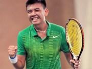 Tennis : Ly Hoàng Nam 14e au classement junior