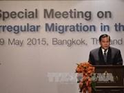 Conférence régionale à Bangkok sur la crise des migrants en Asie du Sud-Est