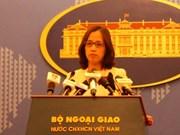 Il est normal que le Vietnam envoie des bateaux de sauvetage à Hoang Sa