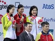 SEA Games : avec huit médailles d'or de plus, le Vietnam conserve sa 2e place