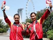 SEA Games : quatre médailles d'or pour le rowing le 11 juin