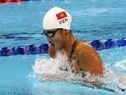 SEA Games : 57 médailles d'or pour le Vietnam après six journée
