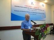 Organisation d'une formation médicale à Hue