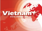 Les deux PM assistent à un forum d'affaires Vietnam-Cambodge