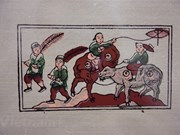La beauté des estampes populaires de Dông Hô du passé et du présent